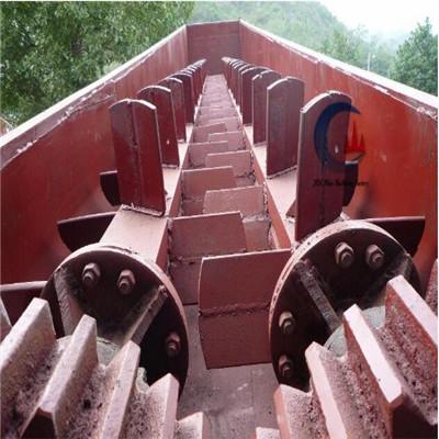 槽式螺旋洗矿机